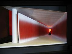 The set for Mourning Becomes Electra at the National Theatre is a particular favourite of Crowley's