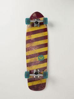 Roxy skateboard.