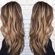 at Stem Salon beautiful hair and balayage! Blonde hair!