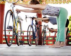 Yoga for Cyclists: The 7 Best Poses