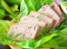 Pasztet domowy z kaczki z żurawiną - kremowy i aromatyczny Smoking Cooking, Cooking Games, Meatloaf, Cabbage, Bbq, Sandwiches, Bread, Vegetables, Food