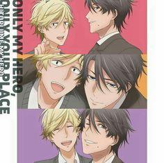 Hitorijime My Hero / #anime