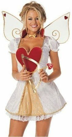 Sexy Cupid Costumes for Women - Best Costumes for Halloween