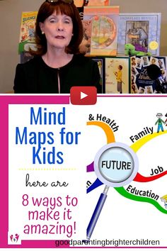 Mind-Mapping for Kids: 8 Ways to Make it Amazing! - Mind-maps teach kids to think & problem solve - Preschool Learning Activities, Therapy Activities, Teaching Kids, Teaching Theatre, Teaching Social Studies, Creative Mind Map, First Grade Phonics, Thinking Maps, Essential Oils For Kids