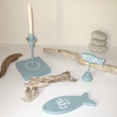 D co bord de mer on pinterest php driftwood fish and shells - Deco bord de mer ...
