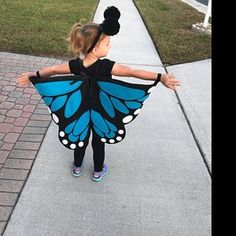 Magical Owl Costume, Wings and Mask: Soft flappable wings // lots of sizes // Tree + Vine - Margaret hat ein Foto des gekauften Artikels hinzugefügt - Diy Halloween Costumes, Cute Halloween, Rainbow Baby, Fancy Dress, Girl Outfits, Sewing, Kids, Toddler Butterfly Costume, Butterfly Wings Costume