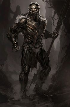 Thor: The Dark World Concept Art by Andy Park