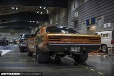 Custom Cars Attack Yokohama City