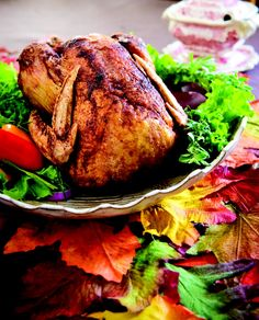 Would love to try this for sharing the goodness during the holidays!  Just need a Turkey Fryer!  Cajun Deep- Fried Turkey  | via John McLemore's DADGUM That's Good! cookbook
