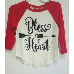 Little girl's Valentine's tops! ❤❤ #valentines #blessyourheart #love #l4l #utah #utahboutique #musthave #fashionista #ogden #northogden #shopbellame