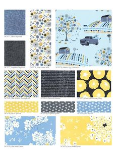 Love the inspirational story that is part of this fabric line...from Victoria Craft