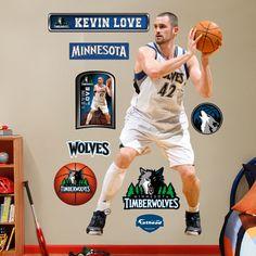 Kevin Love, Minnesota Timberwolves