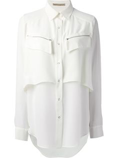 ERMANNO SCERVINO Layered Shirt