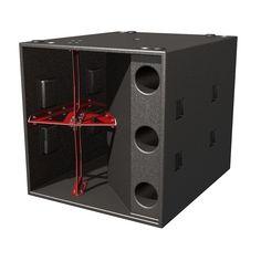 Subwoofer Box Design, Speaker Box Design, Stage Equipment, Shoes Wallpaper, Bass, Audio Speakers, Speaker System, Environment Design, Concert Hall