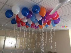 Customised Led Balloon Decoration Birthday Decor Styles