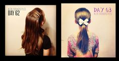 Girly Do Hairstyles: By Jenn: Week 14 {#GirlyDos100DaysofHair}