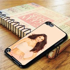 Gorgeous Hot Selena Gomez iPod 5 Touch Case