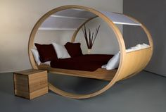 outrageous beds | weird and wacky like the rocking bed , the molecular bed and the bed ...