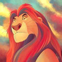 Request rules: Check if it's Disney first Check the tags to see if your request has been done in the past two weeks DO NOT use the submit form or fanmail to make a request. Simba Disney, Disney Pixar, Disney Cats, Disney Lion King, Disney Fan Art, Lion King Series, The Lion King 1994, Lion King Fan Art, Lion King Simba