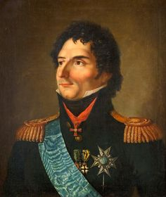 Bernadotte (One of Napoleon's marshals; later the Crown Prince and King of Sweden (legitimately; he was not one of Napoleon's puppet or sinecure apointment, but invited by the Swedish legislative body to rule)