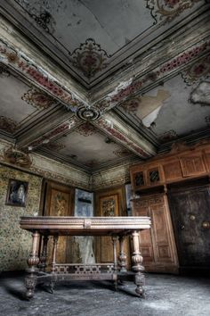 abandoned buildings | Abandoned buildings photography by Vincent Jansen 8 - Abandoned ...