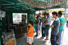 Feria de Airsoft y Reenactors Las Palmas de Gran Canaria. Fotos de AATB Reenactors.