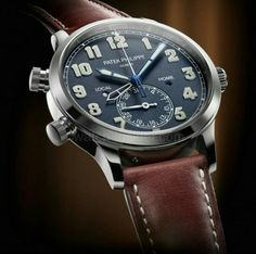 BASELWORLD 2015 : Patek Philippe Calatrava Pilot Travel Time