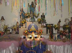 World Religions, Alters, Voodoo, Diversity, Catholic, Google, Wall, Painting, Image