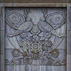 Art Deco in Milwaukee, Wisconsin #artdeco #architecture