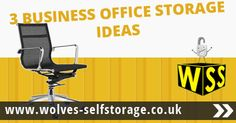 Storage Ideas for your Business