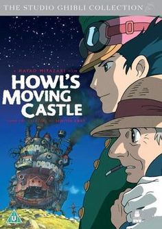 Howl's Moving Castle - My favorite Hayao Miyazaki film. Is based off the book with the same name, being the same yet different, in a good way. Even the author was impressed. I love the magic Miyazaki can bring, he really is the Japanese Disney, isn't he?