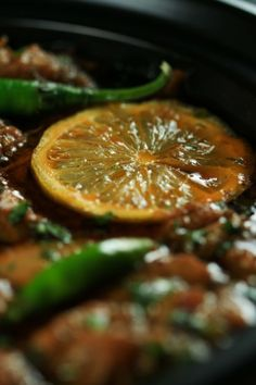 Authentic Indian Karahi Curry - You'll definitely end up impressing your friends and family with this delicious recipe! It's so simple to make and tastes completely authentic!   ScrambledChefs.com
