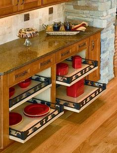 """Rev-a-shelf Kitchen Vineyard, Tuscan Shelf Decorative Railing Kit, 36"""" x 22"""", Antique Pewter by Rev-A-Shelf. $49.00. Designed to complement today's Traditional and Tuscan kitchen decor, the Vineyard Series was chosen for the complementary moldings and endless cabinet industry accessories available in the market today.  '  Kits include (4) rails, (4) Corner brackets, (4) Mounting Screws, (8) Set Screws, and an Allen wrench.  Railing only - Does not include slides.  N..."""