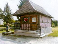 Musée des amoureux et du patrimoine sundgauvien - Werentzhouse - #Alsace