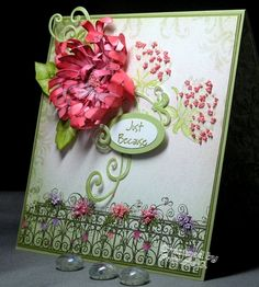 Mums of Hope (FG) by Francie G. - Cards and Paper Crafts at Splitcoaststampers