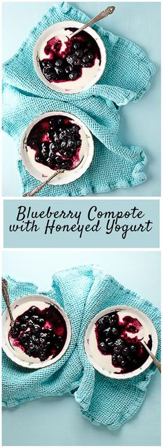 Blueberry Compote wi
