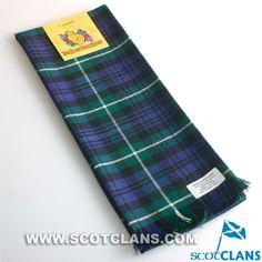 Clan Lamont Tartan Scarf