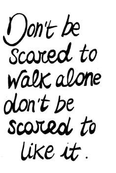 Don't be...