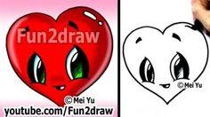 dwaring a cartoon - YouTube