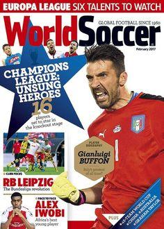 45af6d1d9a5 Unlimited Magazine World Soccer February 2017