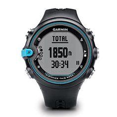 Reloj Garmin Swin, diseñado para que sus funciones de distancia, ritmo, número de brazadas y mucho más sean efectivas en piscinas de más de 17 metros. www.relojes-especiales.net #piscina #sumergible #natación #nadar