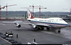 Boeing 747SP-B5 aircraft picture