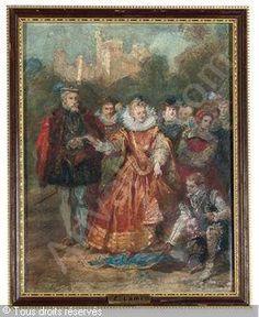 Sir Walter Raleigh; Elizabeth I