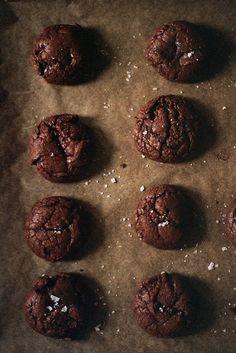 Tartine's salted chocolate rye cookies / by Yossy Arefi