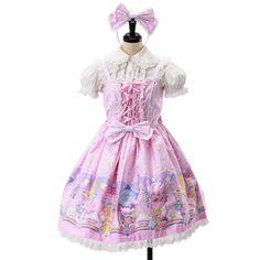http://www.wunderwelt.jp/products/detail5840.html ☆ ·.. · ° ☆ ·.. · ° ☆ ·.. · ° ☆ ·.. · ° ☆ ·.. · ° ☆ Cotton Candy Shop dress Katyusha set Angelic pretty ☆ ·.. · ° ☆ How to order ↓ ☆ ·.. · ° ☆ http://www.wunderwelt.jp/user_data/shoppingguide-eng ☆ ·.. · ☆ Japanese Vintage Lolita clothing shop Wunderwelt ☆ ·.. · ☆ #egl