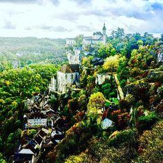 Magnificent  and picturesque Rocamadour in France @ C'est la vie guide