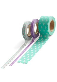 Stuck on You Paper Tape Set