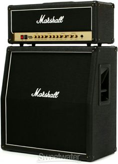 Marshall DSL100 Half Stack amp. I will own one.