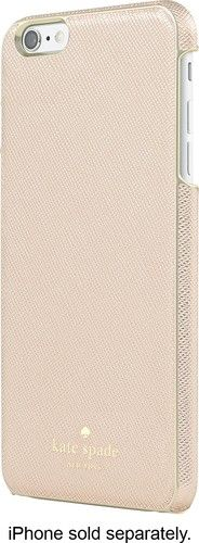 kate spade new york - Wrap Case for Apple® iPhone® 6 Plus and 6s Plus - Saffiano Rose Gold