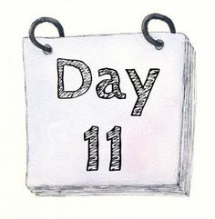 ░ WHAT DAY IS IT? ░ day 11: dreary
